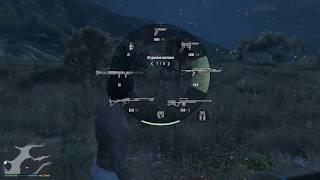 Gta 5: монстр около военной базы в гта 5 - реальная жизнь - вторжения обзор мода