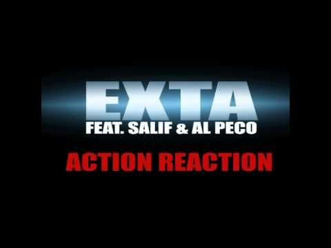 exta feat salif & al peco