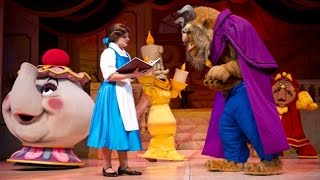 Beauty and the Beast Live on Stage at Walt Disney World Hollywood Studios!