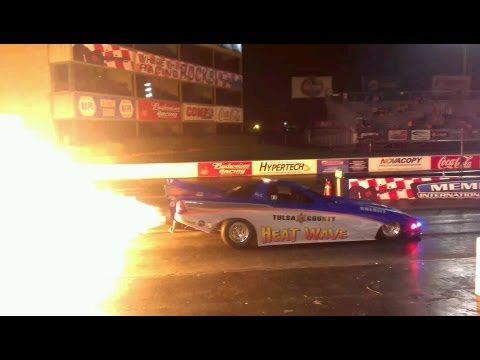 JET CAR 6000 HP speeds up over 300 mph WOW!!!!!!!