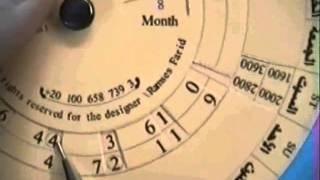 4000 years Gregorian calendar - EN