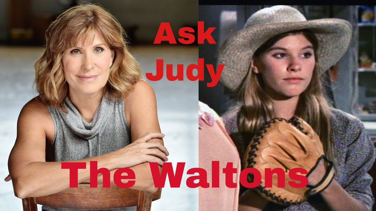 The Waltons - Ask Judy  - behind the scenes with Judy Norton