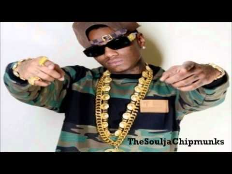 Soulja Boy - Gold Chains [Chipmunk Version]