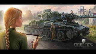 Стрим World of Tanks - Вечерний взвод