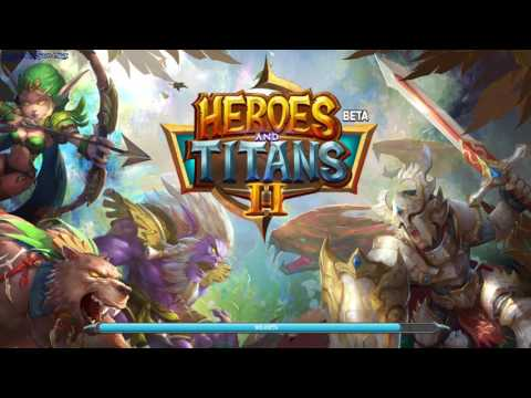 Heroes and titans 2 - Android app - GogetaSuperx