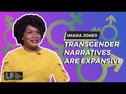 Imara Jones: Transgender Narratives Are Expansive