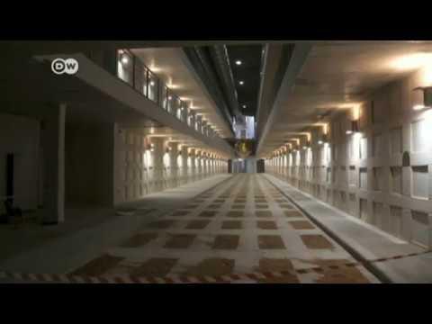 World's First Modern Underground Cemetery In Jerusalem