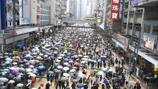 Hong Kong Protests September 15, 2019