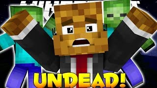 Minecraft MY BEST UNDEAD HUNGER GAMES EVER!