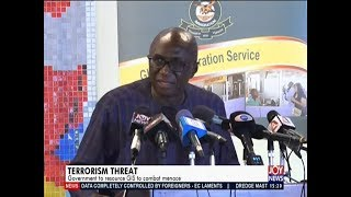 Terrorism Threat - The Pulse on JoyNews (22-5-19)