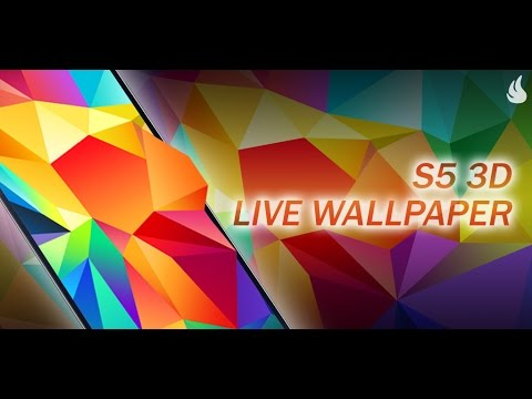 s5 3d live wallpaper apps on google play