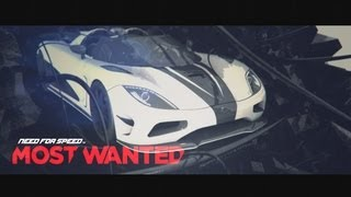 Need for Speed: Most Wanted 2012 - Final Race & Ending Cutscene (NFS001) [1080p]