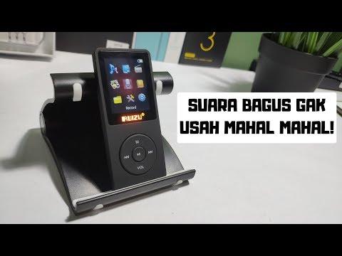 DAP Murah Terbaik Di 2019 | RUIZU X02 Unboxing And Review