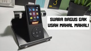 DAP Murah Terbaik Di 2019 | RUIZU X02 Unboxing And Review