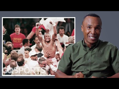 Sugar Ray Leonard Breaks Down His Most Iconic Fights | GQ Sports