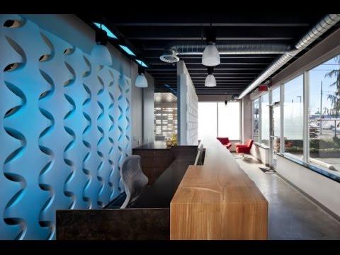 interesting office interior design - Interesting Interior Design