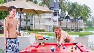Outdoor Pool Tables By Thailand Pool Tables