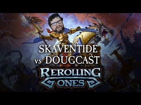 Warhammer: Age of Sigmar Battle Report - Skaven vs Stormcast Eternals