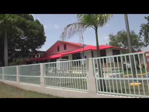 Paseando por Antigua Central Aguirre, Salinas, Puerto Rico