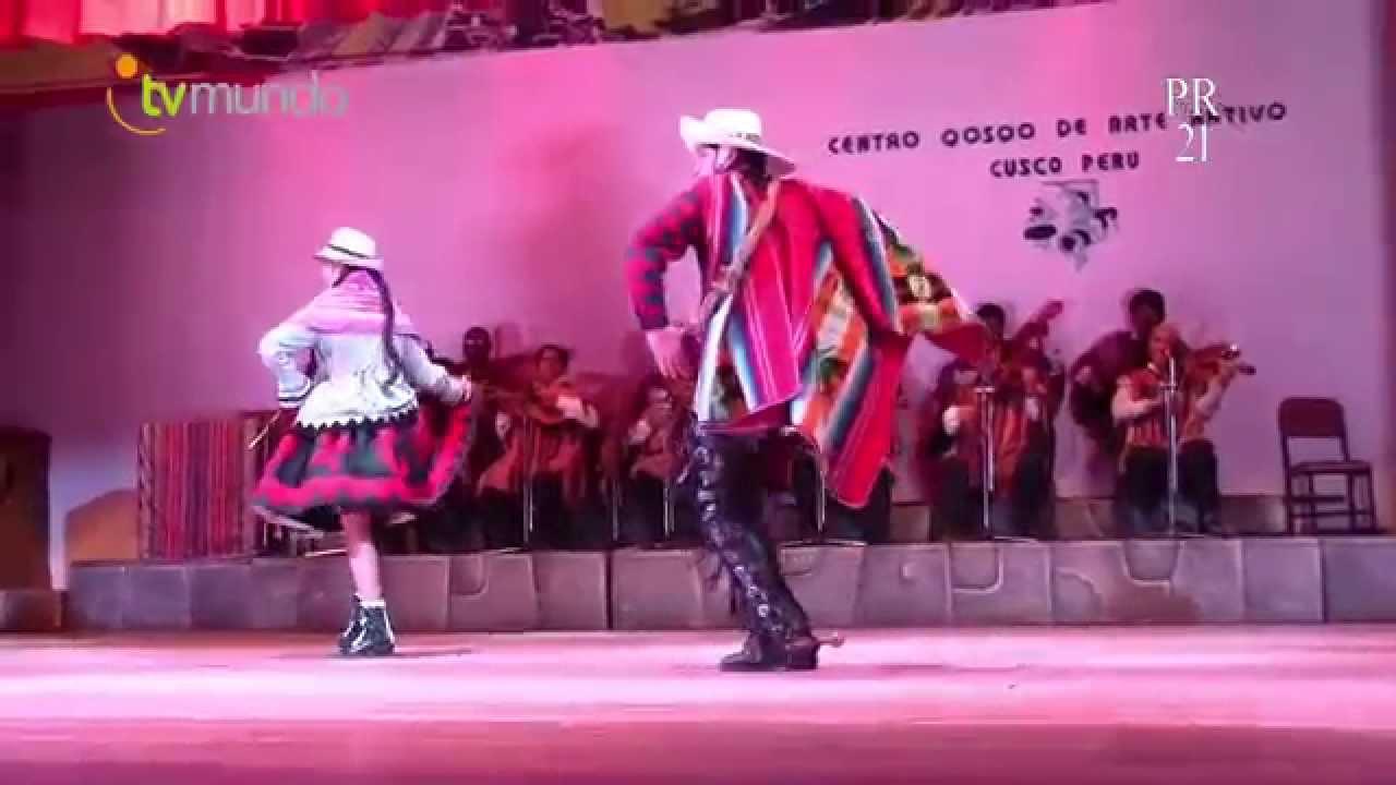 Desfile TRAJES TÍPICOS de las 13 Provincias de la Región CUSCO ...