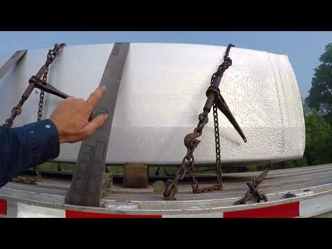 Flatbed Trucking Chains & Binders More Tips