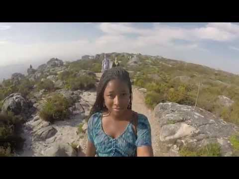 Visiting Cape Town's Table Mountain