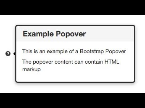 Ng bootstrap popover animation