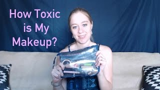 How Toxic is My Makeup?