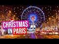 Christmas in Paris | Noël à Paris | Paris France