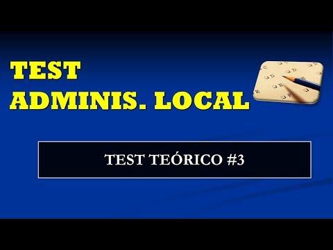 test-administración-local-#3