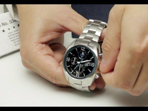 Y Reloj Hombre Diario 1a2vudf Uso Vestir Casio Chrono Para De 529d Efr Edifice IW9DE2H