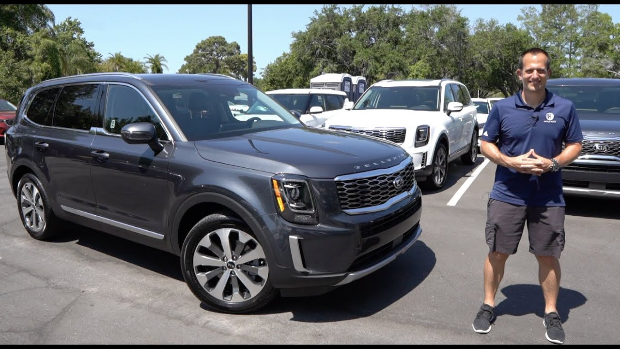 Is The 2020 Kia Telluride Ex Trim The Perfect Way To Buy This Suv Youtube
