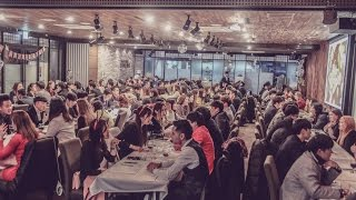 2016 Solo Speed dating and Christmas Party