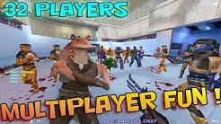 Half-Life: Sven CO-OP - 32 Slot Multiplayer - Full Walkthrough