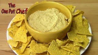 Quick Hummus Dip - Recipe