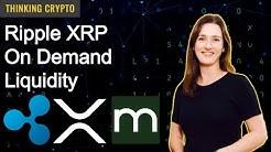 Interview: Caroline Bowler BTCMarkets CEO - Ripple ODL XRP Partner, Bitcoin, Crypto Market Outlook
