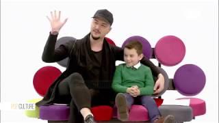 Samueli, Bjorni, Sindi: The Voice Kids takon Pop Culture