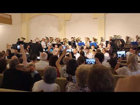 Зведений духовий оркестр