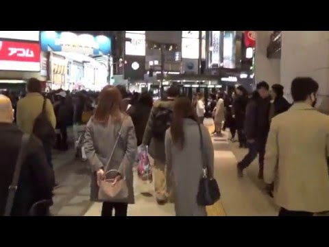 how to come from Nankai Namba station ( 3rd floor North Exit)