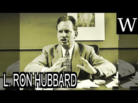 L. RON HUBBARD - WikiVidi Documentary