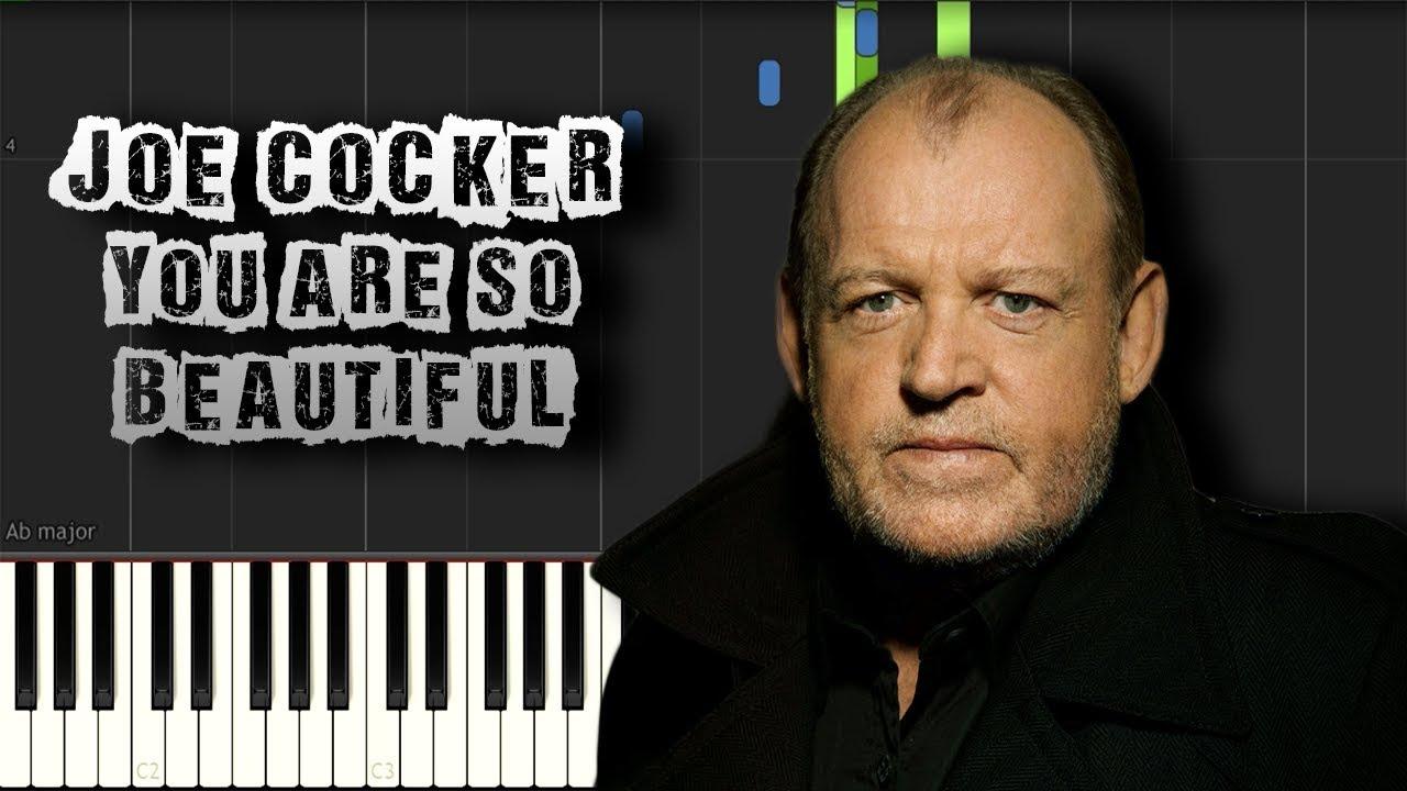 Андрей колосов – joe cocker – you are so beautiful – х-фактор 8.