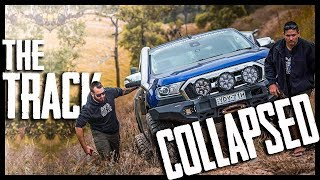 IT CAVED IN!! // RDD Ep 12 // Oberon NSW