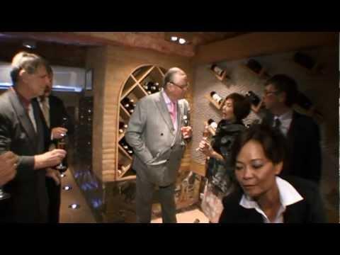 Prins Henrik indvier hotel i Bangkok.mpg