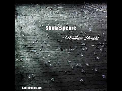 Shakespeare (Matthew Arnold Poem)