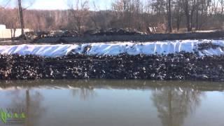 Укрепление берега водоема бутовым камнем.(, 2016-03-20T13:13:41.000Z)