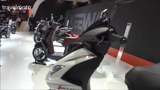 The new KEEWAY motorcycles 2019 (long video Eicma)