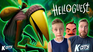 Hello GUEST!! (Has Hello Neighbor RETURNED??) K-CITY GAMING