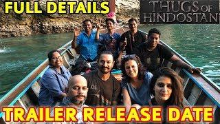 AAMIR KHAN'S THUGS OF HINDOSTAN TRAILER RELEASE DATE   POSTER   2018 BIGGEST RELEASE