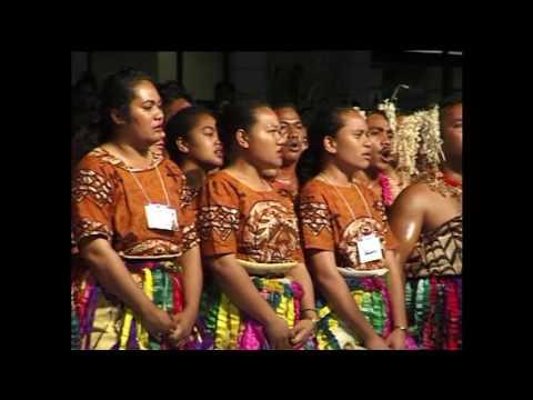 PACIFIC ARTS FESTIVAL, 1996 PART 3: TONGA, TUVALU, SAMOA
