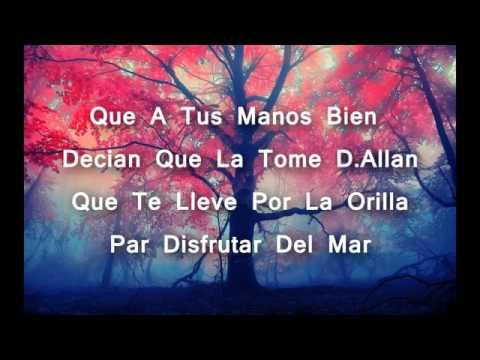 D Allan   No Te Dejo De Pensar   D Allan El Master   Letra Mdn